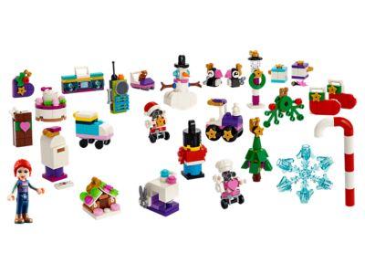 Lego Weihnachtskalender 2019.Lego Friends Advent Calendar 41382 Friends Buy Online At The Official Lego Shop Us
