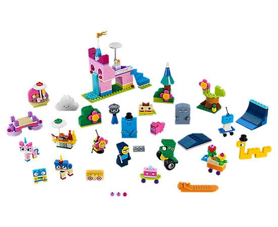 Unikingdom Creative Brick Box 41455 Unikitty Lego Shop