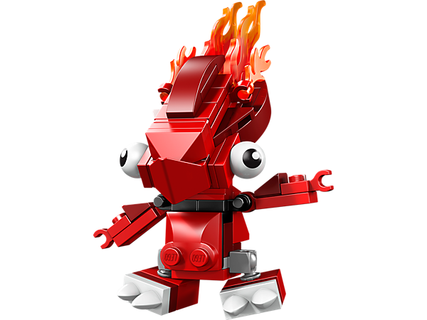<div>Explore product details and fan reviews for buildable toy Flain 41500 from Mixels. Buy today with The Official LEGO® Shop Guarantee.</div>