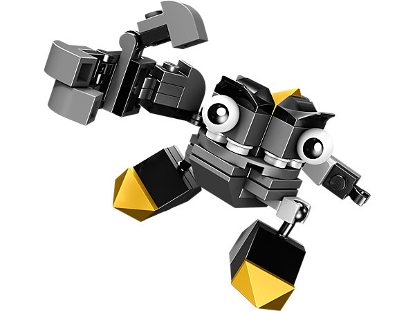 Explore product details and fan reviews for buildable toy Krader 41503 from Mixels. Buy today with The Official LEGO® Shop Guarantee.