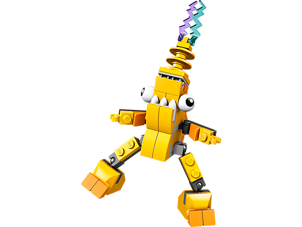 Explore product details and fan reviews for buildable toy Zaptor 41507 from Mixels. Buy today with The Official LEGO® Shop Guarantee.
