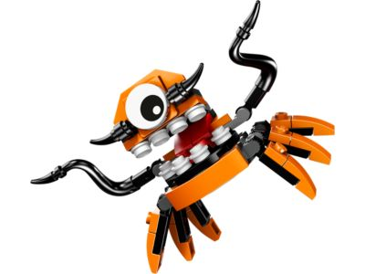 Explore product details and fan reviews for LEGO® set Kraw 41515 from Mixels. Buy today with The Official LEGO® Shop Guarantee.