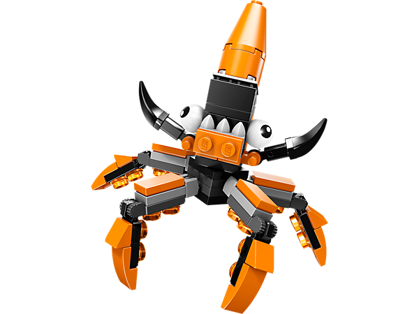 Explore product details and fan reviews for LEGO® set Tentro 41516 from Mixels. Buy today with The Official LEGO® Shop Guarantee.