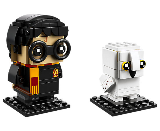Harry Potter (books, games, Lego, etc.)