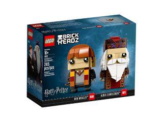 Ron Weasley™ y Albus Dumbledore™