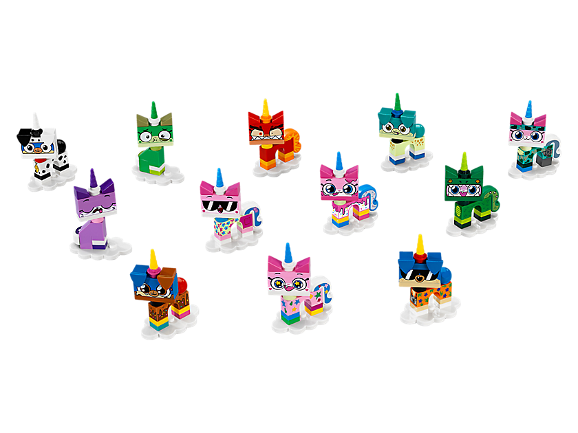 Unikitty! Collectibles Series 1