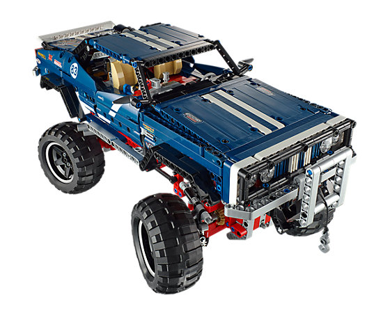 4x4 Crawler Exclusive Edition 41999 Technic Lego Shop