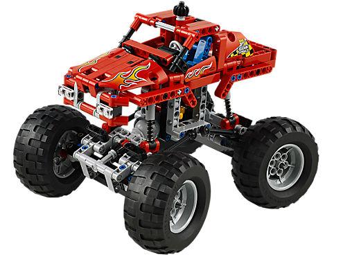 Monster Truck 42005 Technic Lego Shop