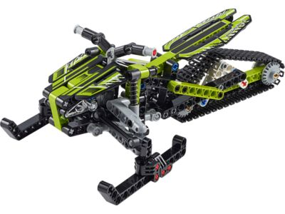 Explore product details and fan reviews for buildable toy Snowmobile 42021 from Technic. Buy today with The Official LEGO® Shop Guarantee.