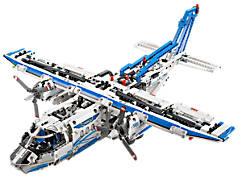 L'avion cargo