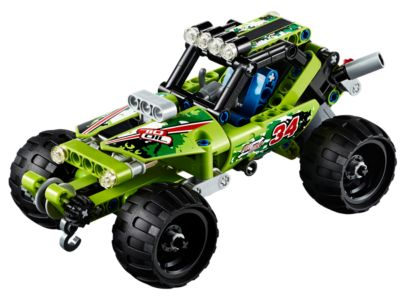 Explore product details and fan reviews for buildable toy Desert Racer 42027 from Technic. Buy today with The Official LEGO® Shop Guarantee.