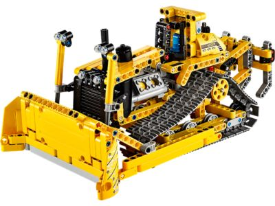 Explore product details and fan reviews for Bulldozer 42028 from Technic. Buy today with The Official LEGO® Shop Guarantee.