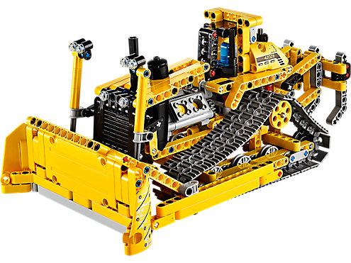 bulldozer lego shop