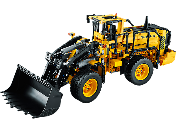 Explore product details and fan reviews for Remote-Controlled VOLVO L350F Wheel Load 42030 from Technic. Buy today with The Official LEGO® Shop Guarantee.