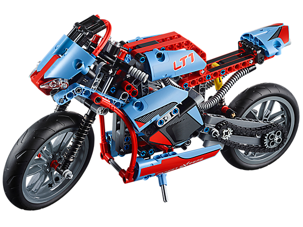 Explore product details and fan reviews for Street Motorcycle 42036 from Technic. Buy today with The Official LEGO® Shop Guarantee.