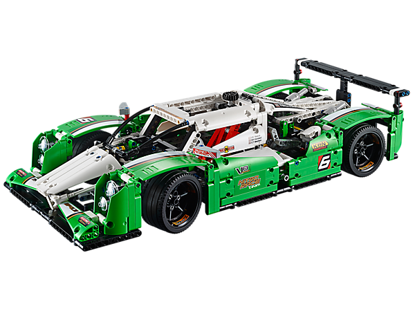 Explore product details and fan reviews for 24 Hours Race Car 42039 from Technic. Buy today with The Official LEGO® Shop Guarantee.