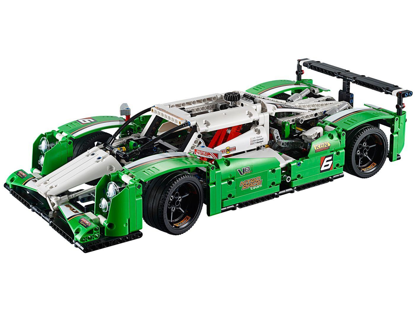 24 Hours Race Car