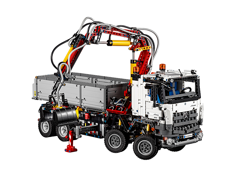 LEGO 42043 Mercedes-Benz Arocs 3245