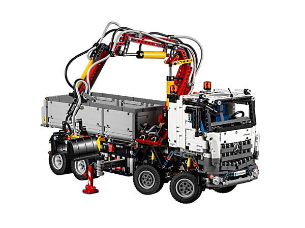 mercedes-benz arocs 3245 - 42043 | technic | lego shop
