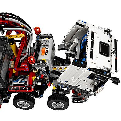 mercedes benz arocs 3245 42043 technic lego shop. Black Bedroom Furniture Sets. Home Design Ideas