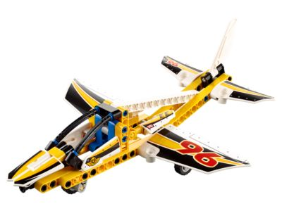 Display Team Jet - 42044 | Technic | LEGO Shop