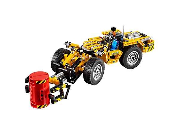Explore product details and fan reviews for Mine Loader 42049 from Technic. Buy today with The Official LEGO® Shop Guarantee.