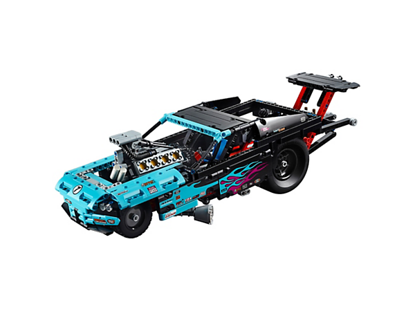 Explore product details and fan reviews for Drag Racer 42050 from Technic. Buy today with The Official LEGO® Shop Guarantee.