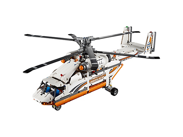 Explore product details and fan reviews for Heavy Lift Helicopter 42052 from Technic. Buy today with The Official LEGO® Shop Guarantee.