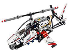 Ultraleicht-Hubschrauber