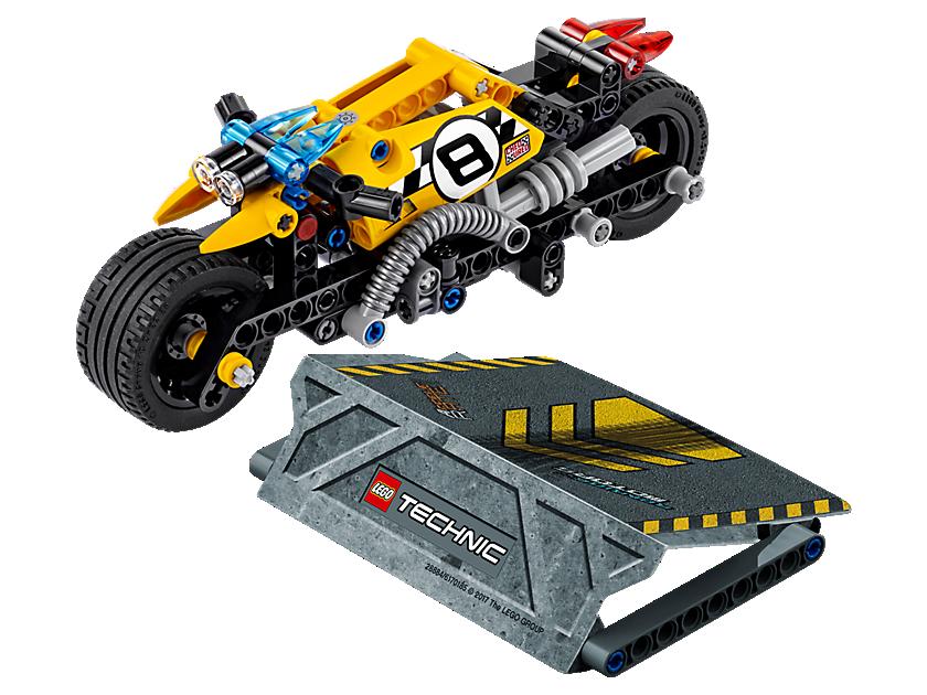 Stunt-Motorrad