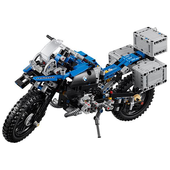 Bmw R 1200 Gs Adventure 42063 Technic Buy Online At The Official Lego Shop Us