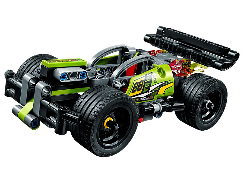 LEGO Technic ZACK! 42072 günstig kaufen