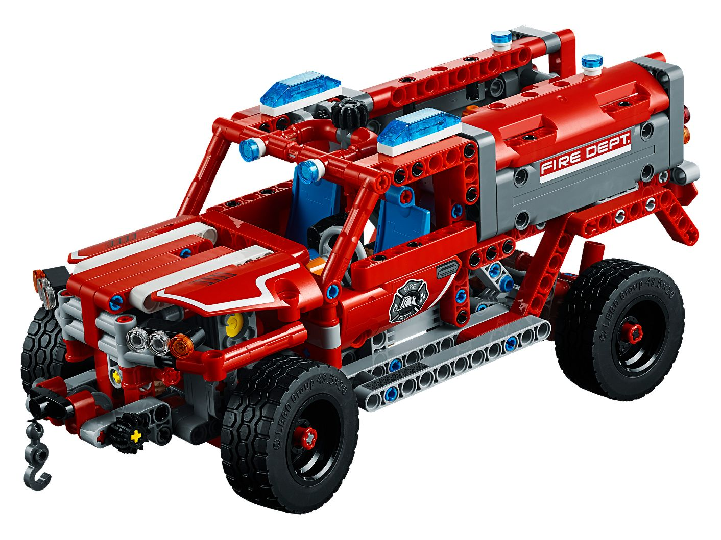 First Responder 42075 | Technic™ | Buy online at the Official LEGO® Shop US