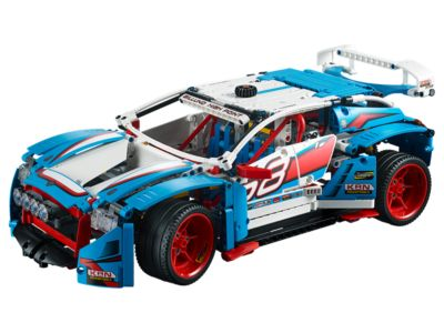 Rally Car 42077 | Technic™ | Buy online at the Official LEGO® Shop US