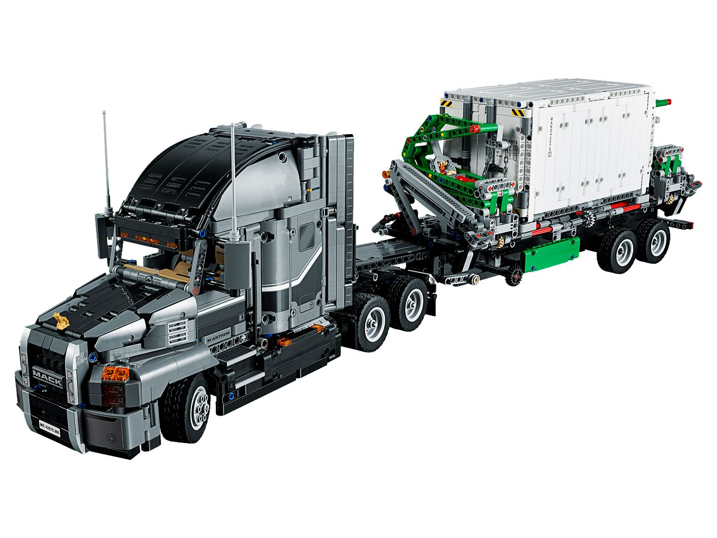 Mack Anthem 42078 | Technic™ | Buy online at the Official LEGO® Shop US