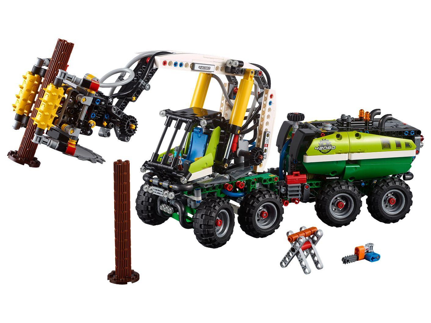 Maszyna Leśna 42080 Technic Lego Shop