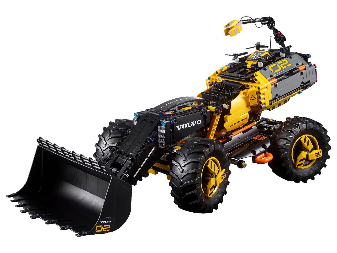 Volvo Konzept Radlader Zeux 42081 Technic Lego Shop