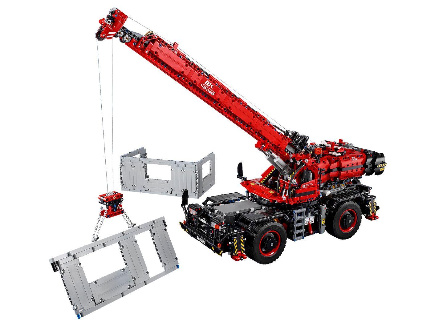 Rough Terrain Crane 42082 Technic Lego Shop
