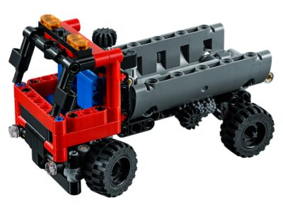 Le camion à crochet