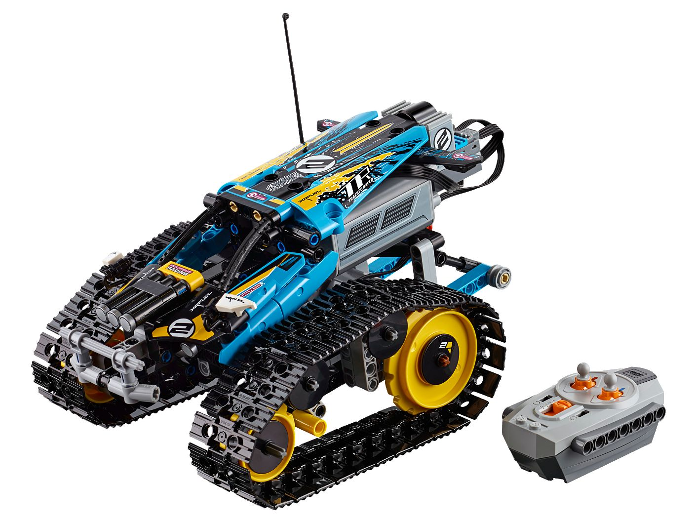 Remote-Controlled Stunt Racer 42095 | Technic™ | Buy online at the Official  LEGO® Shop US