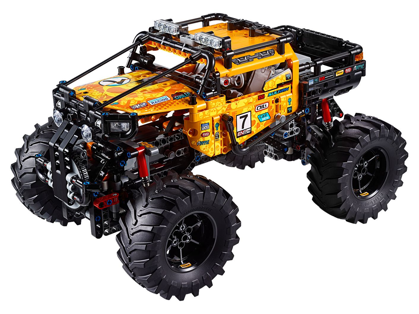 4x4 Off Road >> 4x4 X Treme Off Roader 42099 Technic Buy Online At The Official Lego Shop Us