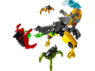 Explore product details and fan reviews for buildable toy EVO Walker 44015 from Hero Factory. Buy today with The Official LEGO® Shop Guarantee.
