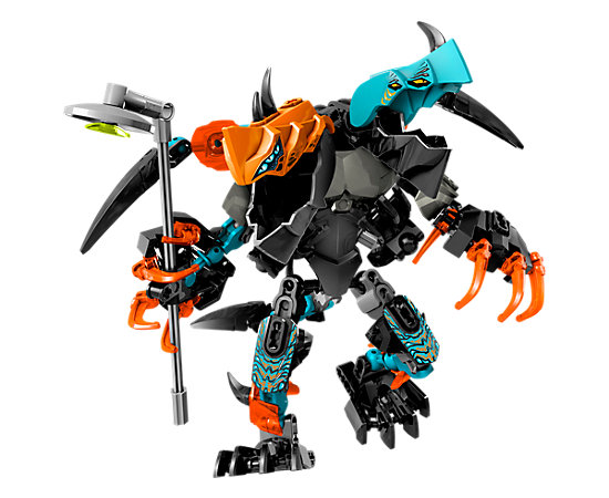 Splitter Beast Vs Furno Evo 44021 Hero Factory Lego Shop