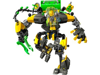 Explore product details and fan reviews for buildable toy EVO XL Machine 44022 from Hero Factory. Buy today with The Official LEGO® Shop Guarantee.
