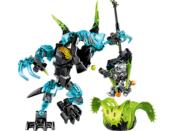 Explore product details and fan reviews for CRYSTAL Beast vs. BULK 44026 from Hero Factory. Buy today with The Official LEGO® Shop Guarantee.