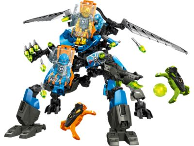 Explore product details and fan reviews for SURGE & ROCKA Combat Machine 44028 from Hero Factory. Buy today with The Official LEGO® Shop Guarantee.
