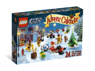LEGO® City Advent Calendar - 4428 | City | LEGO Shop