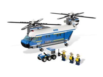 Heavy-Lift Helicopter - 4439   City   LEGO Shop