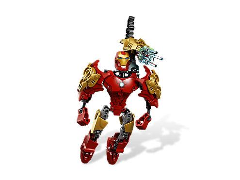 lego iron man mark 1 instructions