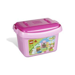 레고® 듀플로® 핑크 블록 박스